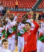 Pınar Karşıyaka'nın rakibi Kyiv Basket