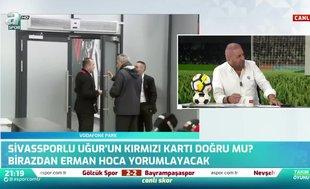 Erman Toroğlu: Beşiktaş santrforsuz oynuyor