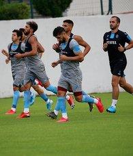 Trabzonspor'da Denizlispor hazırlıkları sürüyor!