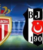 Monaco - Beşiktaş maçı ne zaman, hangi kanalda?