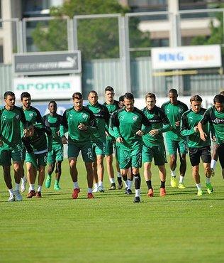 Bursaspor, son maçlarda Sivasspor'a karşı üstün