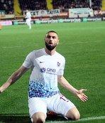 Trabzonspor Burak Yılmaz'ın parasını ödüyor