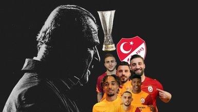 Son dakika spor haberi: Galatasaray yeni transferlere lisans çıkardı! Oğulcan Çağlayan ve OmarElabdellaoui listede yok