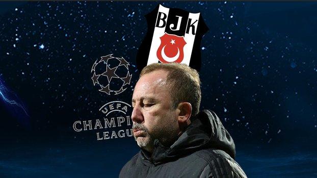 SPOR HABERİ - Beşiktaş'ın şansı tutmuyor! Sporting maçı...