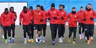 Erzurumspor Atiker Konyaspor maçına hazır