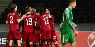 Östersunds'tan Arsenal'a gönderme
