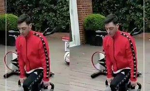 Mesut Özil'den 'Evde Kal' paylaşımı!