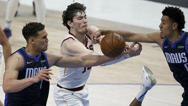 NBA'de Cedi'nin 22 sayısı Cavaliers'a yetmedi   Dallas Mavericks 110-90 Cleveland Cavaliers (MAÇ SONUCU - ÖZET)