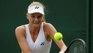 Doping kullanan Ukraynalı tenisçiye men cezası!