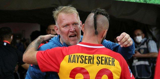 Robert Prosinecki: Büyük bir iş başardık! - Futbol -