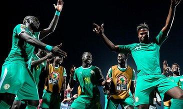 Senegal finale çıktı