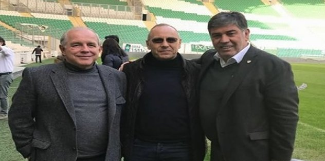 Kosova Futbol Federasyonu'ndan Bursaspor'a ziyaret