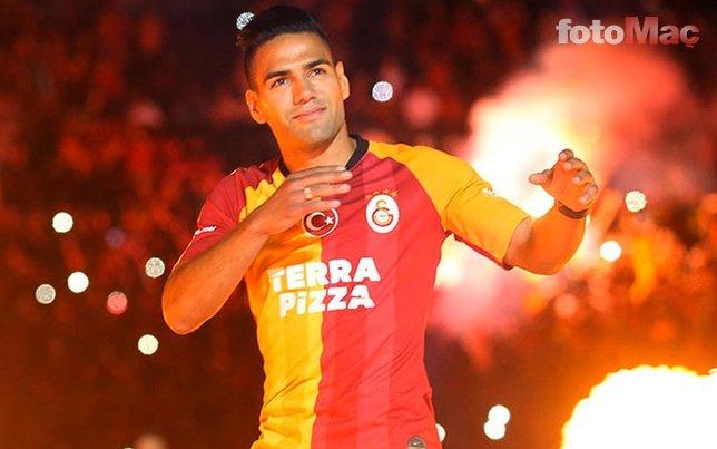 Galatasaray'ın kapısını Falcao için çalıyorlar! İşte önerilecek miktar