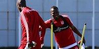 Sivasspor'da Galatasaray maçı hazırlıkları