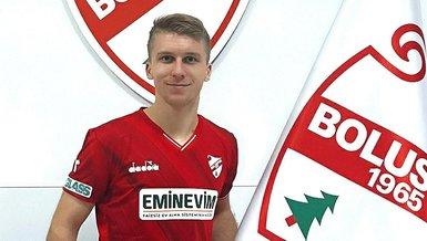 Boluspor Haris Hajdarevic'i transfer etti
