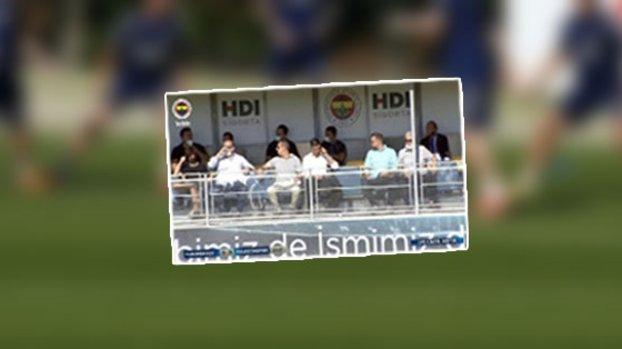 Sırp menajer Milos Mladenovic Fenerbahçe maçında! İşte temsilciliğini yaptığı yıldızlar