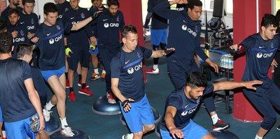 Trabzonspor'da Antalyaspor hazırlıkları