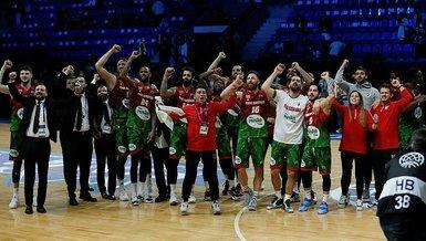 Pınar Karşıyaka, FIBA Şampiyonlar Ligi'nde şampiyonluk için sahaya çıkacak