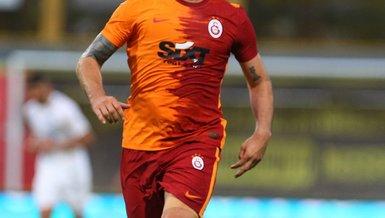 Son dakika spor haberi: Galatasaray forması giyen Alpaslan Öztürk A Milli Takım'ın aday kadrosuna dahil edildi