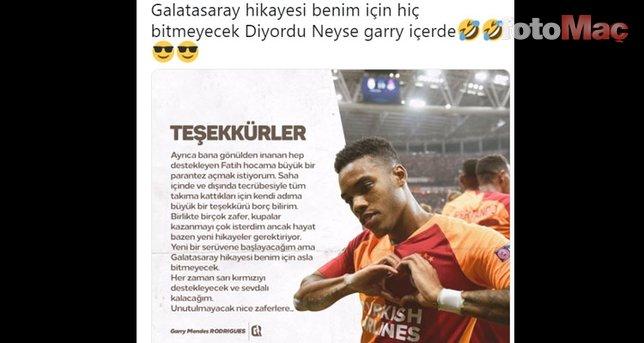 Garry Rodrigues transferi sonrası Babel... Son dakika Fenerbahçe Galatasaray haberleri