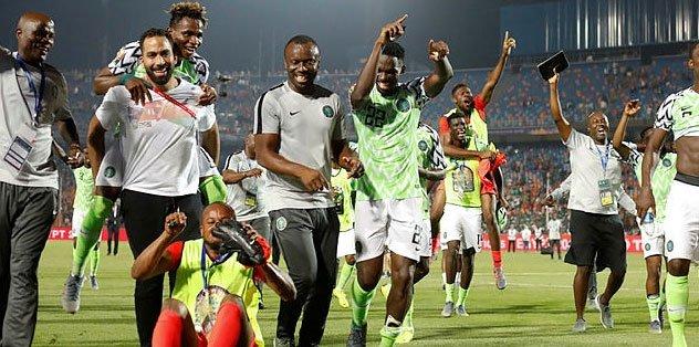 Afrika Uluslar Kupası'nda Nijerya yarı finalde
