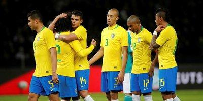 Brezilya, Almanya'dan rövanşı 1-0'la aldı