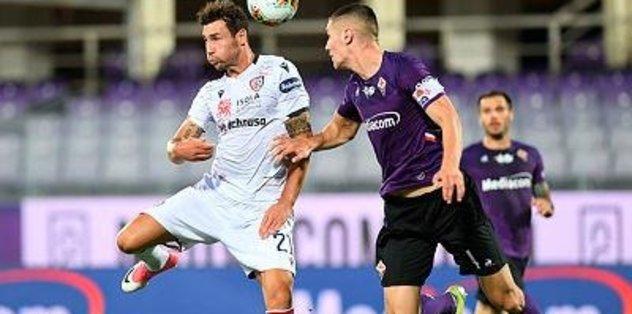 Fiorentina 1-1 Hellas Verona | MAÇ SONUCU - Futbol -