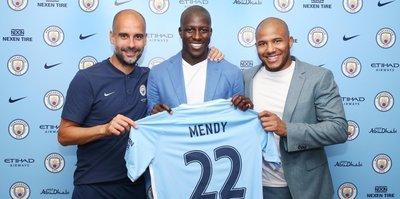 Mendy, Manchester City'de