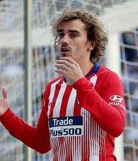 Antoine Griezmann Madrid'den ayrılıyor