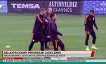 Galatasaray'ın kamp programı açıklandı