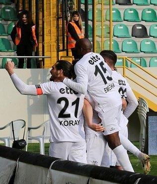 Akhisarspor 0-2 Karagümrük | MAÇ SONUCU