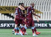 İşte AEK - Trabzonspor maçından kareler
