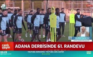 Murat Sancak: İnşallah iki takım da Süper Lig'de olur