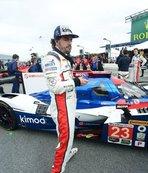 Fernando Alonso, Le Mans'da zafere ulaştı