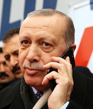 Başkan Erdoğan Elif Güneri'yi tebrik etti