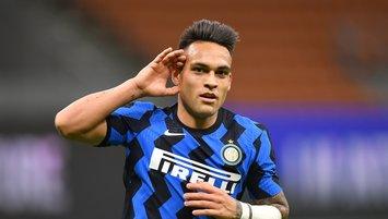 Inter galibiyet serisini 10'a çıkardı!