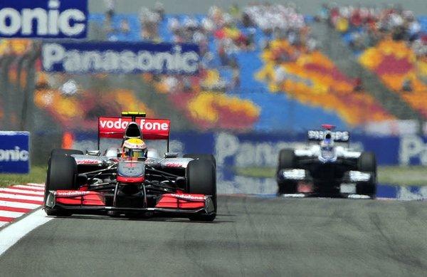 Formula 1 Türkiye GP'si sıralama turları