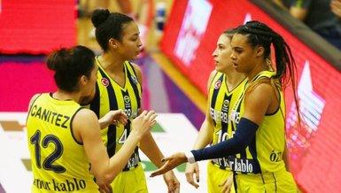 Fenerbahçe Öznur Kablo-USK Prag: 77-70 | MAÇ SONUCU
