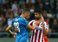 Merih Demiral'dan Diego Costa'ya ayar!