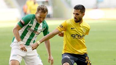 Konyaspor Ankaragücü: 1-1   MAÇ SONUCU ÖZET