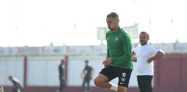Denizlispor'un asist ayağı Aissati - İtalya Serie A -