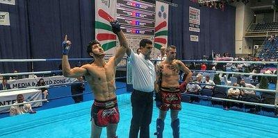 Oğuz Yıldırım boksta dünya üçüncüsü oldu