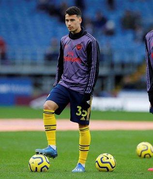 Arsenal genç yıldız adayı Gabriel Martinelli ile nikah tazeledi