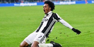 Juventus, Cuadrado'nun bonservisini aldı