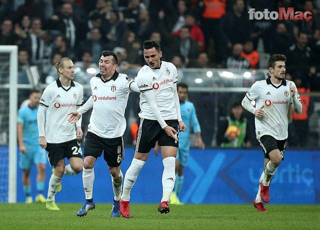 Beşiktaşlı yönetici açıkladı: Babel Galatasaray'a hayırlı olsun