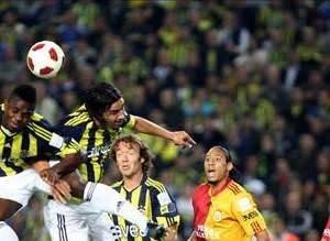 Fenerbahçe - Galatasaray (Spor Toto Süper Lig 9. hafta maçı)