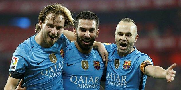 """""""Iniesta veda ederken Arda Turan kendini bitirecek zarları atıyordu"""""""