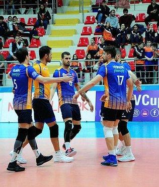 İstanbul BBSK CEV Kupası'na 8'li Finaller Turu'nda veda etti