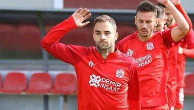 Sivassporlu Jorge Felix 1 ay sahalardan uzak kalacağını açıkladı!