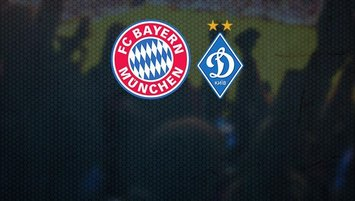 Bayern Münih-Dinamo Kiev | CANLI